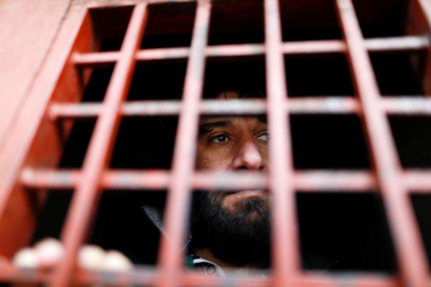 """Irake kalintys sulaikyti """"Islamo valstybės"""" džihadistai"""