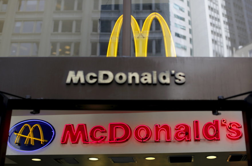 """McDonald's"" restoranas San Franciske"