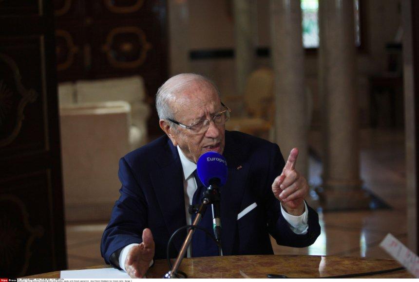 Beji Caidas Essebsi