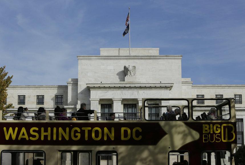 JAV Federalinio rezervo (FED) pastatas