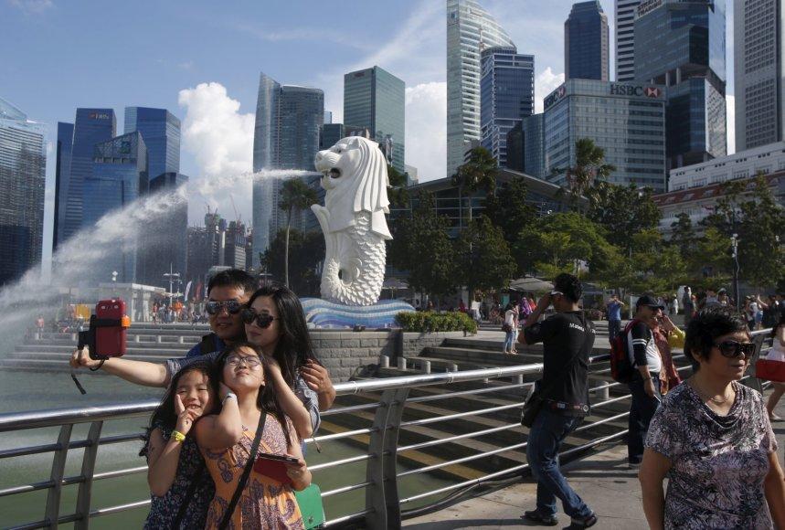 Singapūras – ant nedidelės salos išaugęs megapolis