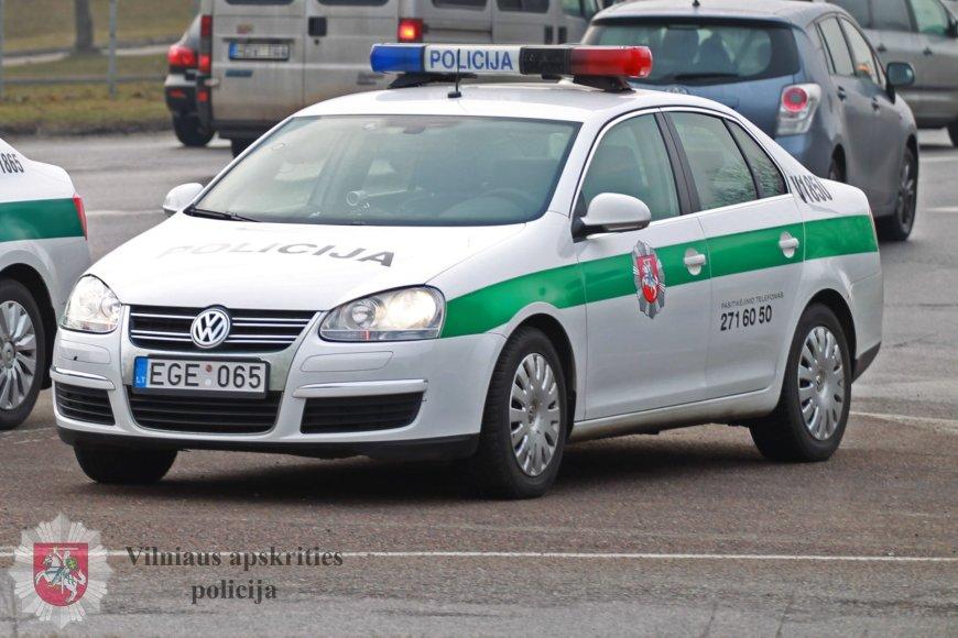 Vilniaus kelių policija