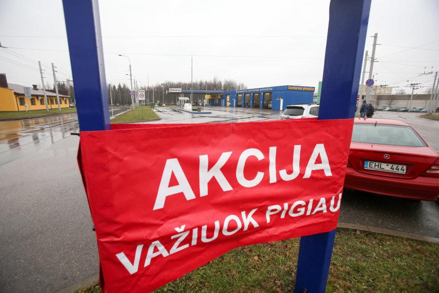 Degalinė Kaune