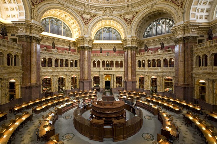Nacionalinė JAV biblioteka