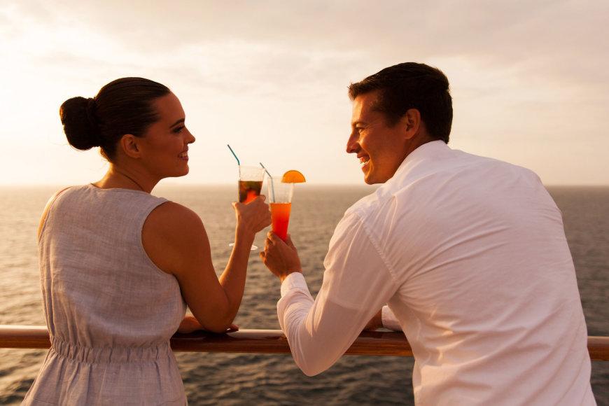 Pora romantiškoje kelionėje