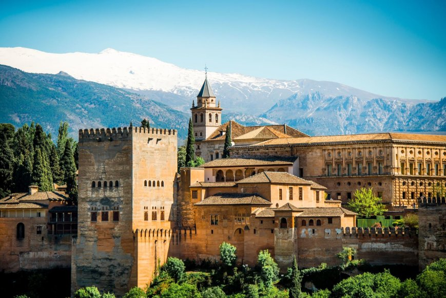 Alhambra Andalūzijoje