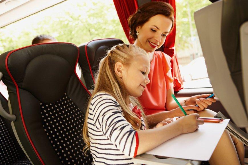 Trumpa išvyka leis pailsėti ir prasmingai praleisti laiką su vaiku