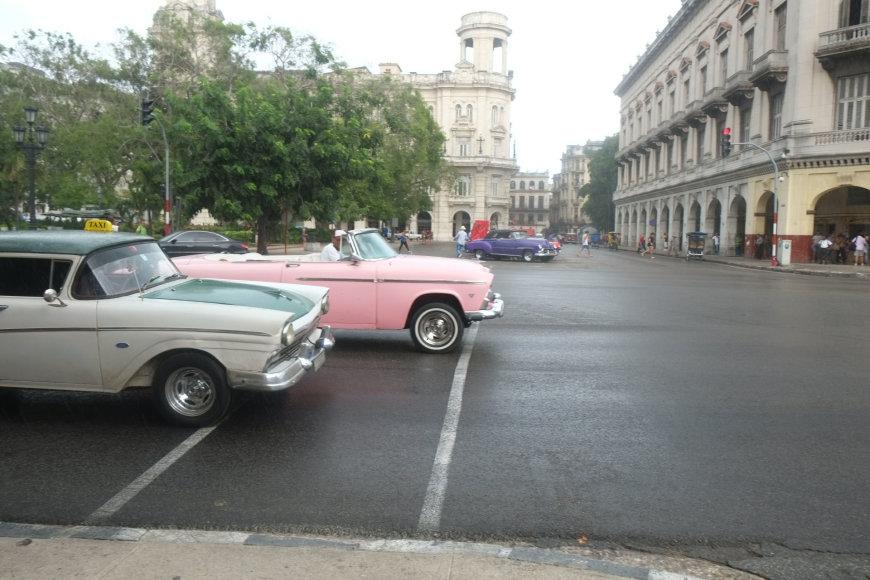 Savarankiška Ernestos ir Gedimino kelionė po Kubą