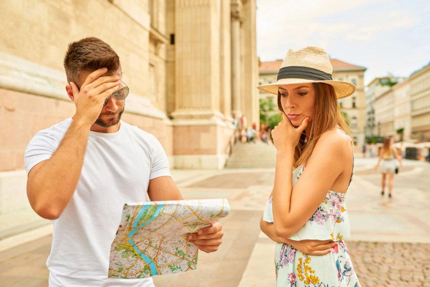 Pikti turistai