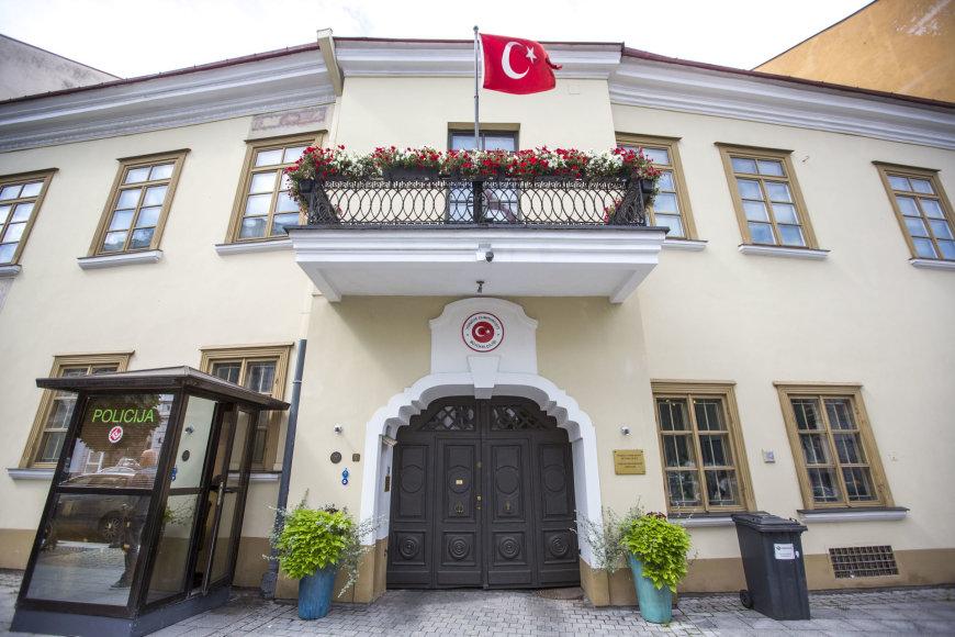 Turkijos ambasada