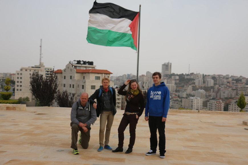 Palestinos sostinė Ramala