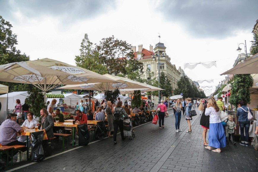 "Vilniuje prasidėjo ""Sostinės dienos 2016"""