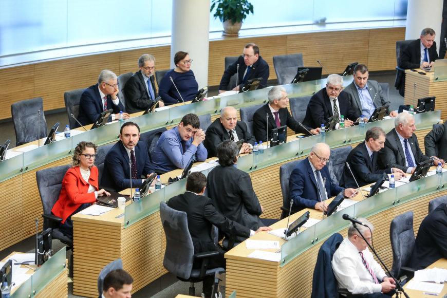 Seimas nusprendė (PVM) lengvatos galiojimą iki kitų metų