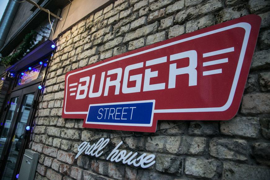 """Kavinė """"Burger street"""""""