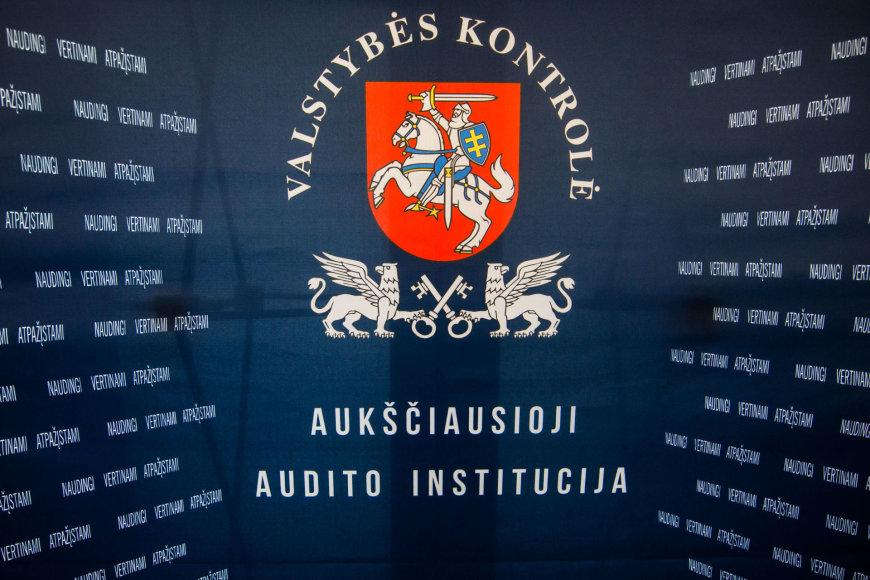 Luko Balandžio / 15min nuotr./Valstybės kontrolės konferencija