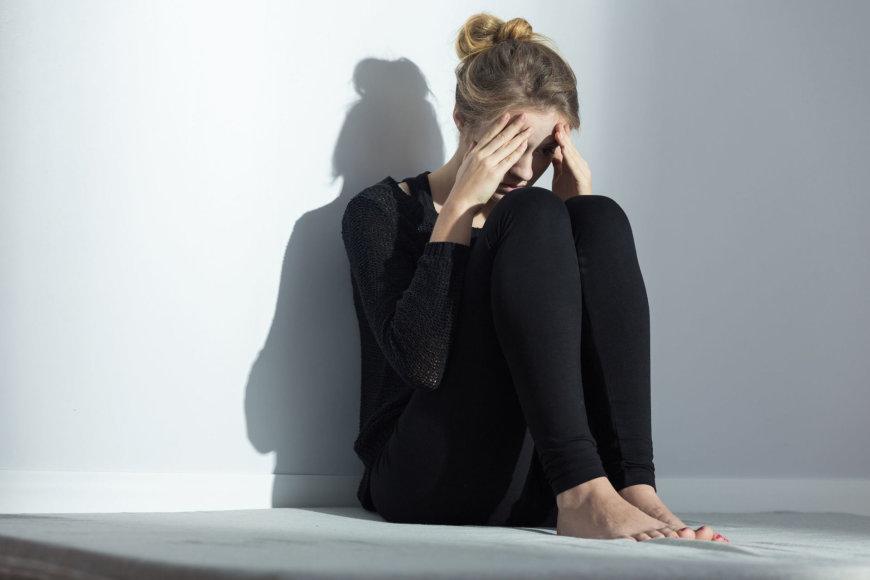 Paauglio depresija