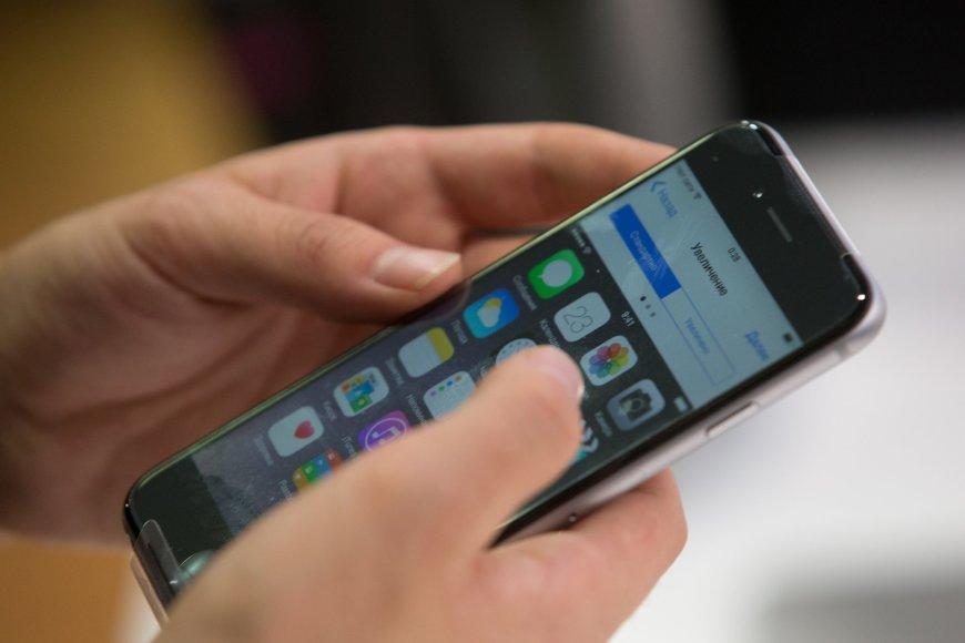 """išmanusis telefonas """"iPhone 6"""""""