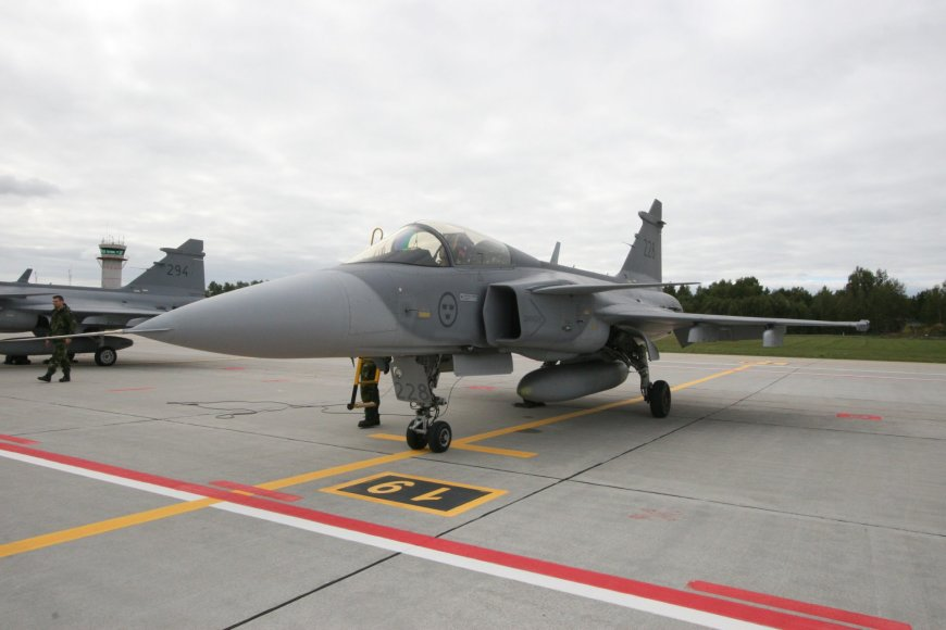 Baltijos šalių oro padangėje treniravosi NATO sąjungininkų karinės oro pajėgos