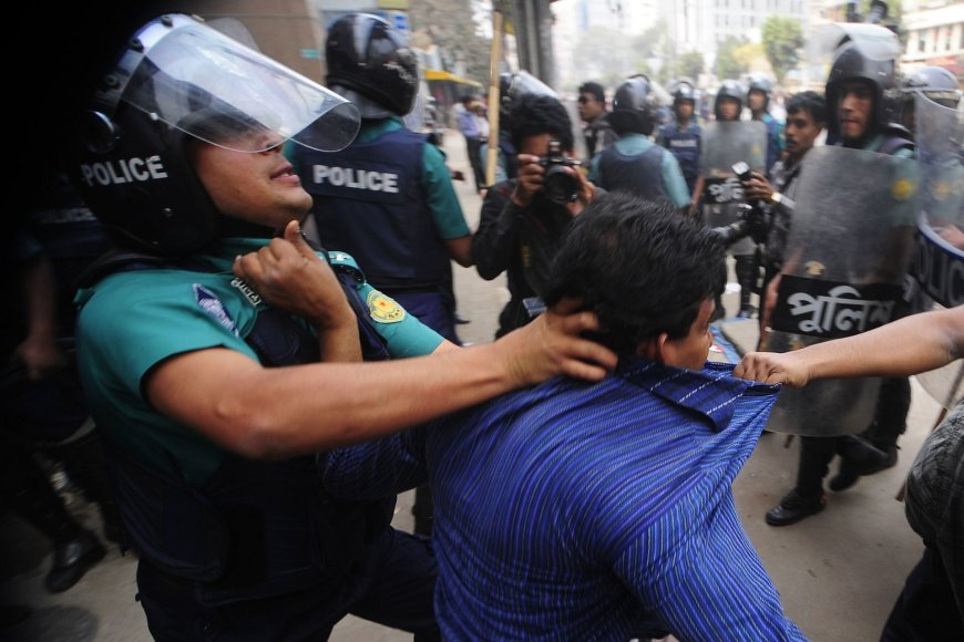 Susirėmimai Bangladeše