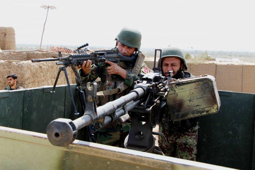 Afganų saugumo pajėgos