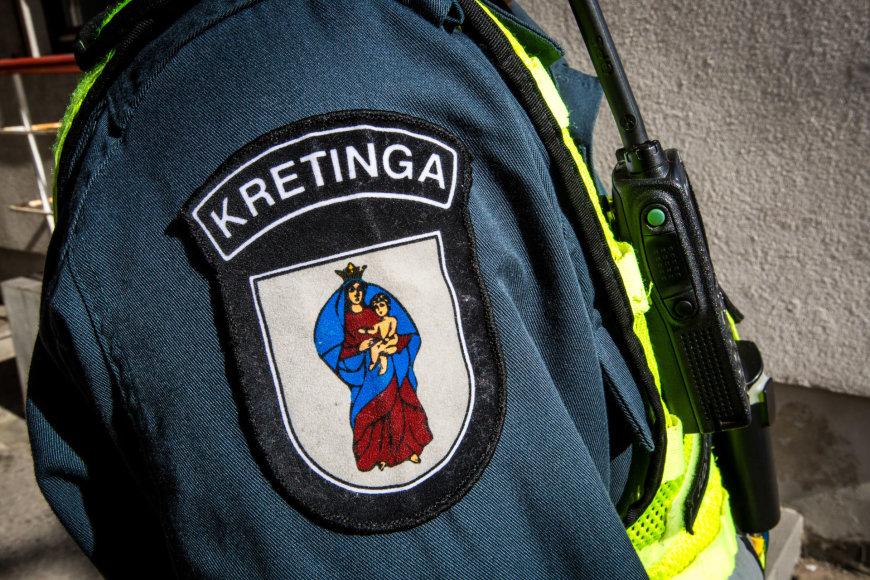 Kretingos rajono policijos komisariatas