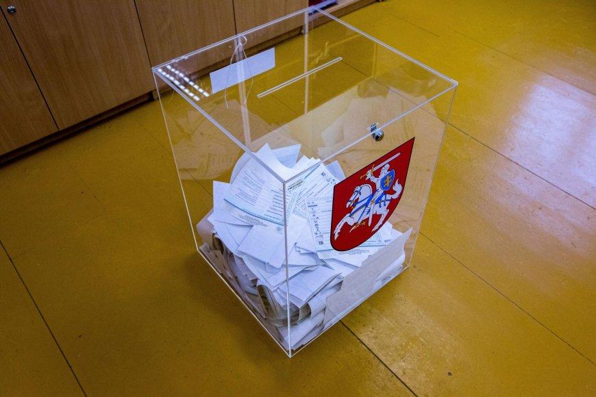 Rinkimai Eišiškėse