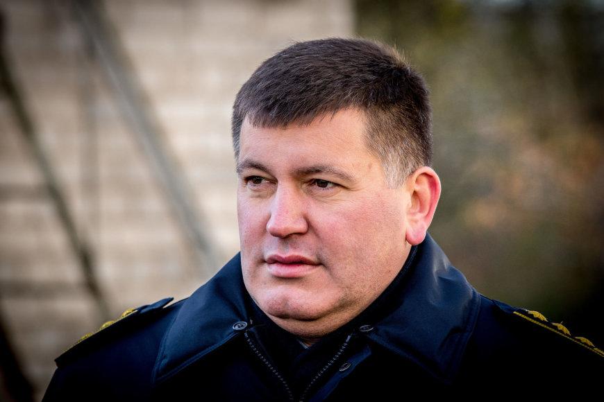 Pravieniškių pataisos namų-atvirosios kolonijos direktorius Virginijus Ceslevičius