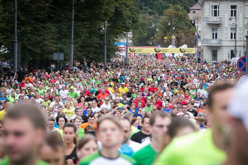 Seimo, ministerijų ir ambasadų atstovai rungsis maratono trasoje