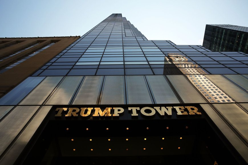 Trump Tower pastatas