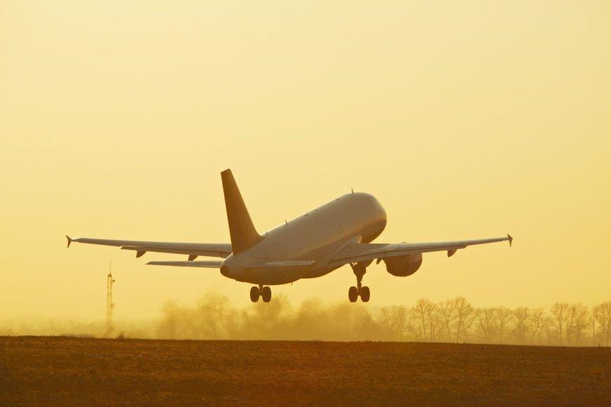 Lėktuvas / 123rf nuotr.