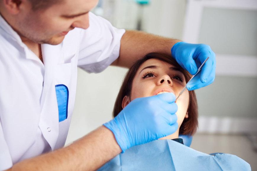 Odontologo kabinete