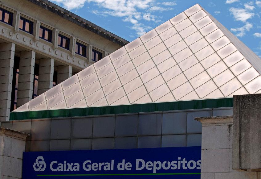 """Caixa Geral de Depositos"" bankas"