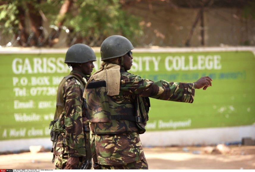Kenijos kariai