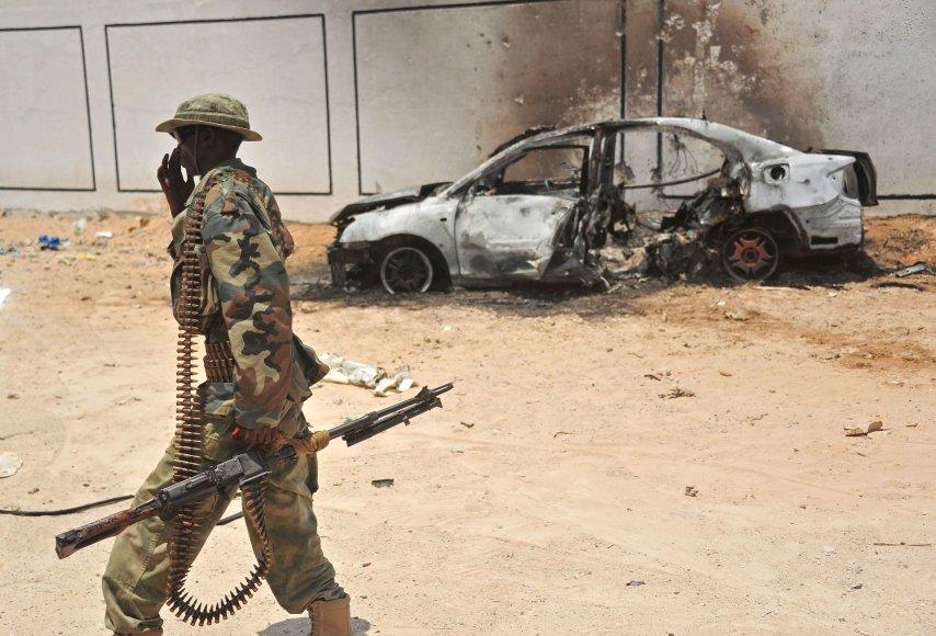 Somalio karys
