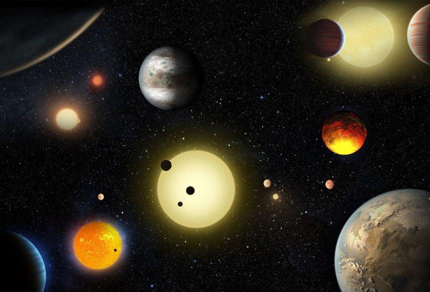 """Geriausi 2016 m. agentūros """"Reuters"""" kosmoso kadrai"""