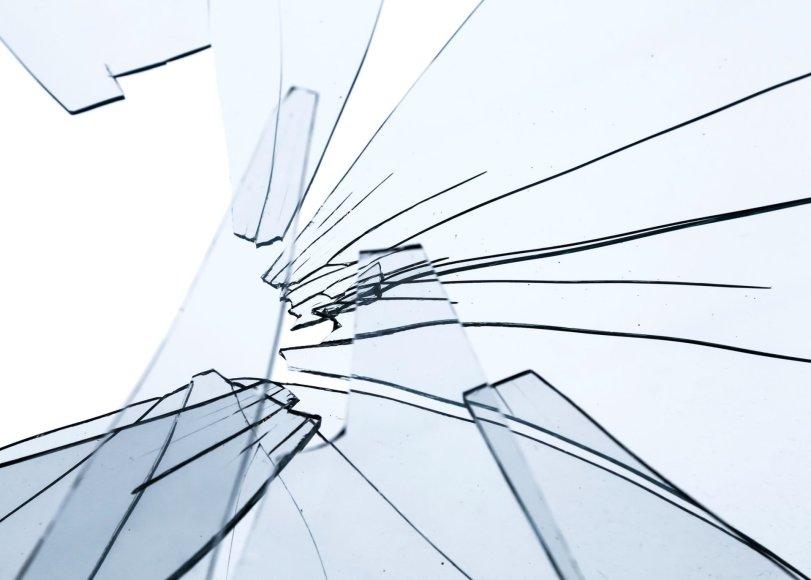 Stiklo šukės