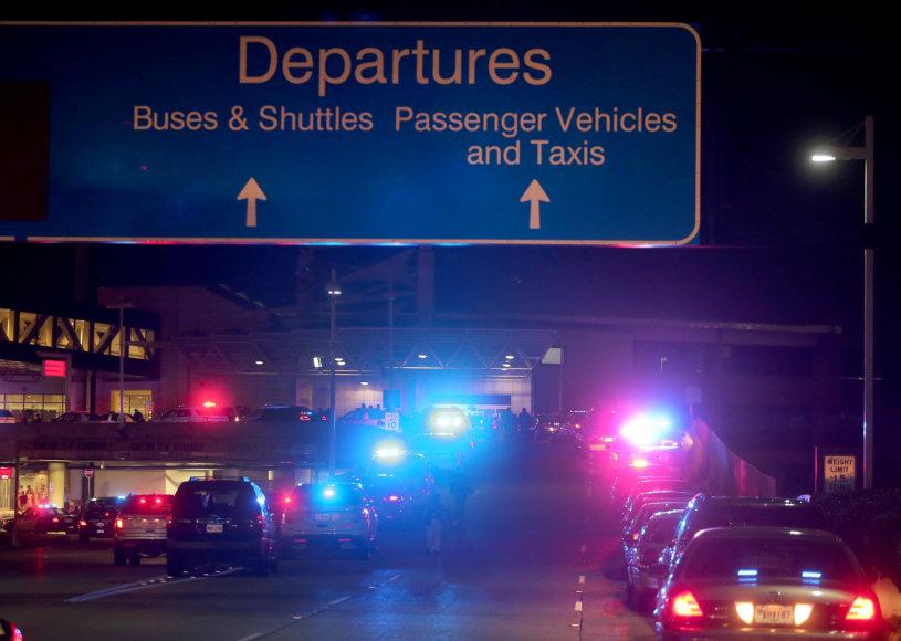 Susišaudymas Naujojo Orleano oro uoste