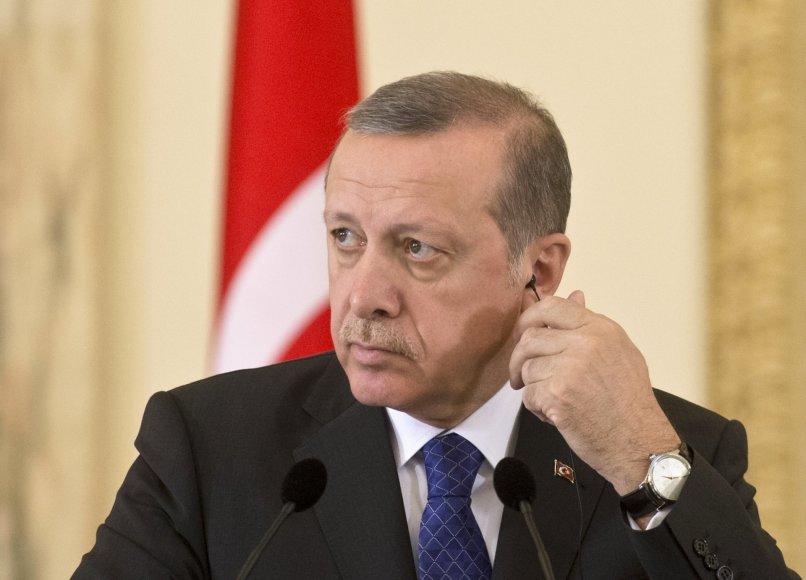R.T.Erdoganas.