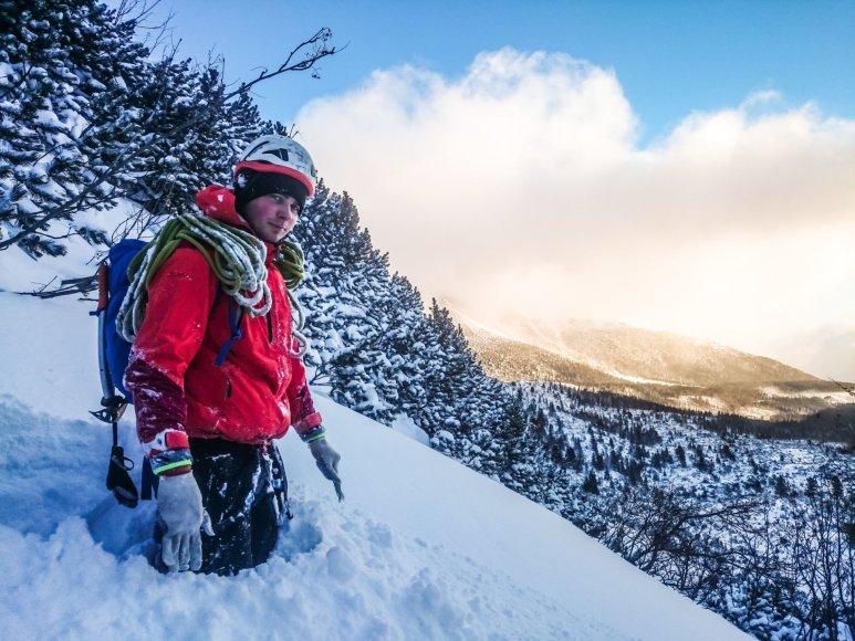 Tatruose sniego – iki kelių