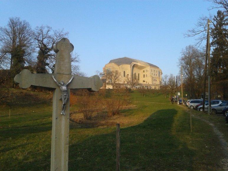 Dvasinis centras Dornach miestelyje