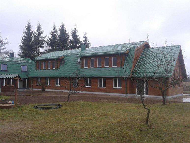 Betzatos bendruomenės pastatas Čekoniškių kaime