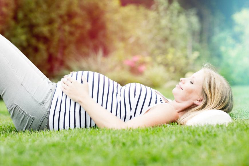 """Fotolia"" nuotr./Nėščia moteris"