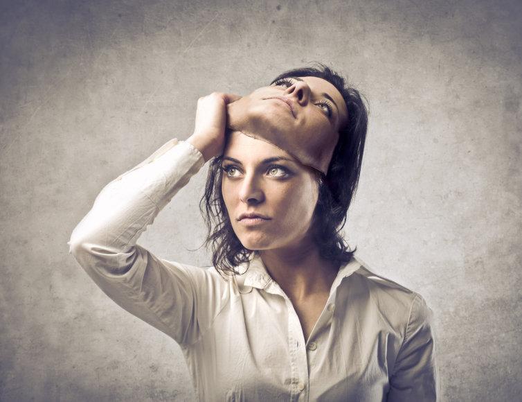 Kaip atpažinti, kas slepiasi už kaukės?