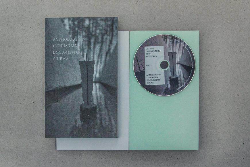 """DVD leidinys """"Lietuvių dokumentinio kino antologija"""""""