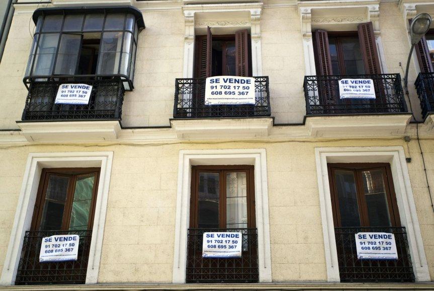 Parduodamas nekilnojamasis turtas Madride