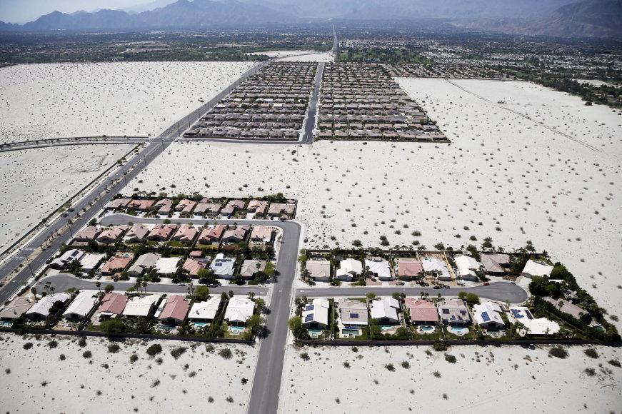 Sausra Kalifornijoje