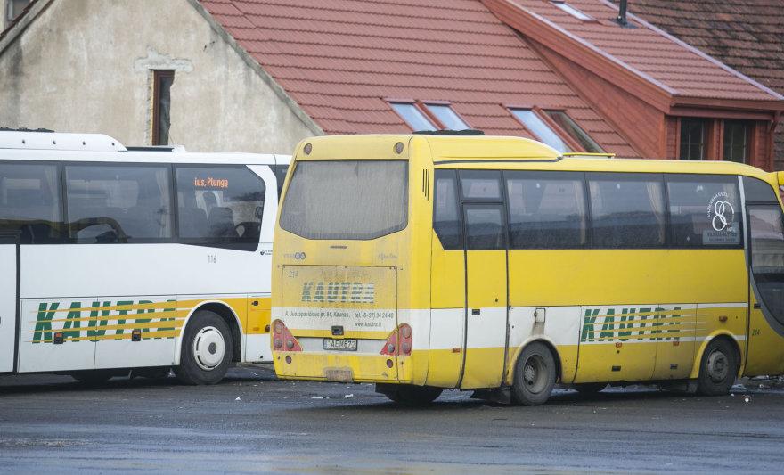 """""""Kautra"""" autobusas"""