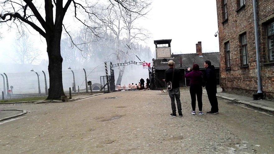Aušvico koncentracijos stovykloje