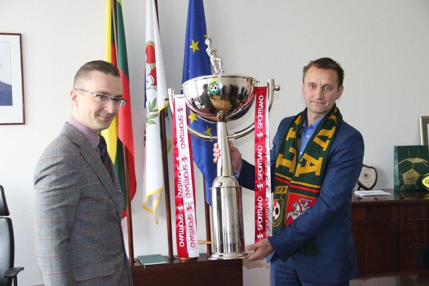 LFF taurė Šiauliuose