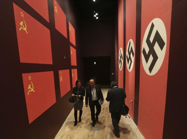 Gdanske istorikams trumpam atidarytas dar baigiamas įrengti Antrojo pasaulinio karo muziejus